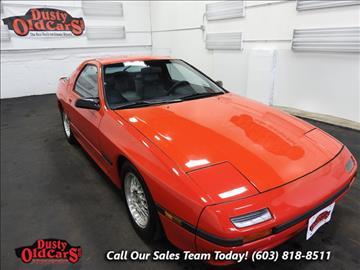 1986 Mazda RX-7 for sale in Nashua, NH