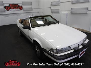 1991 Pontiac Sunbird for sale in Nashua, NH