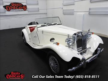 1980 MG TD for sale in Nashua, NH