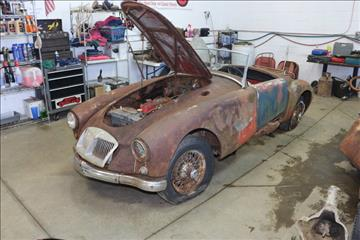 1958 MG MGA for sale in Nashua, NH