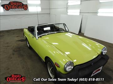 1975 MG Midget for sale in Nashua, NH