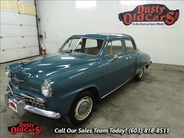 1948 Studebaker Champion for sale in Nashua, NH