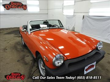 1979 MG Midget for sale in Nashua, NH