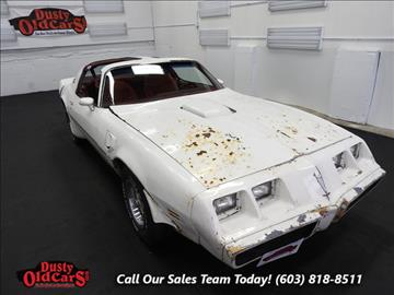 1979 Pontiac Trans Am for sale in Nashua, NH