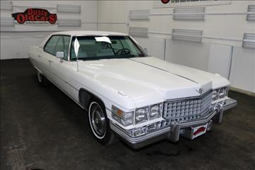 1974 Cadillac DeVille for sale in Nashua, NH