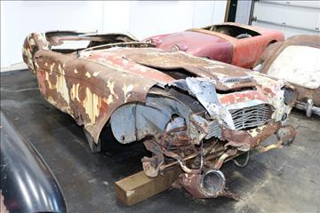 1961 Austin-Healey 3000 MK1 for sale in Nashua, NH