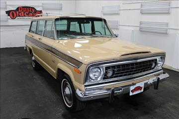 1976 Jeep Wagoneer for sale in Nashua, NH