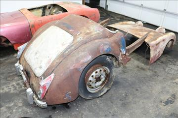 1960 MG MGA for sale in Nashua, NH