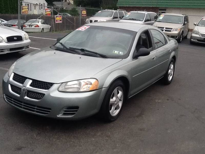 2005 dodge stratus sxt 4dr sedan in lancaster pa. Black Bedroom Furniture Sets. Home Design Ideas