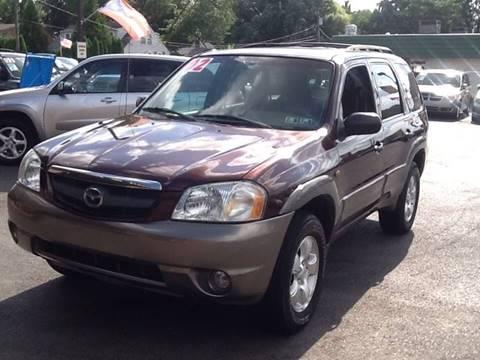 2002 Mazda Tribute for sale in Lancaster, PA