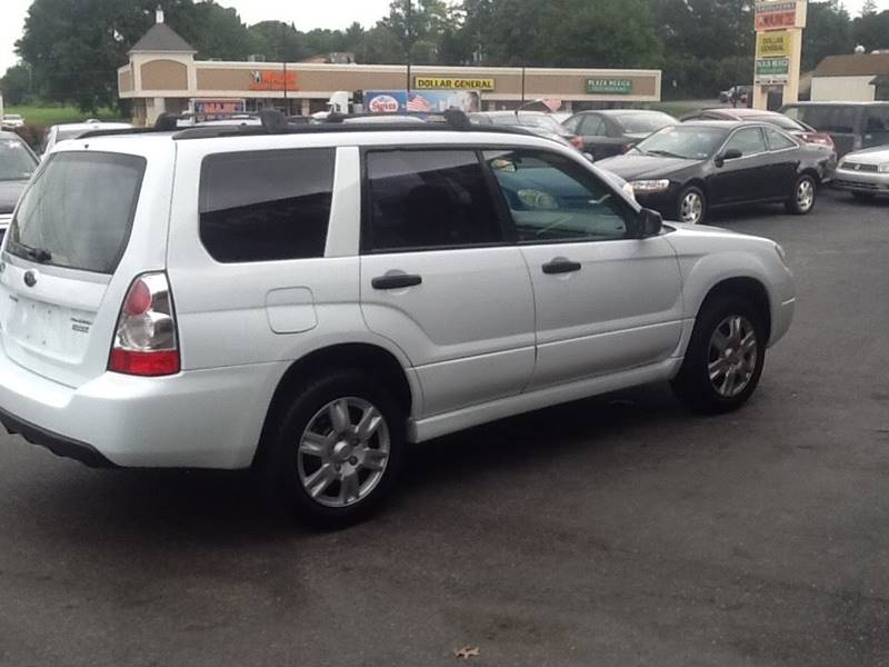 2008 subaru forester awd 2 5 x 4dr wagon 4a in lancaster pa lancaster auto detail auto sales. Black Bedroom Furniture Sets. Home Design Ideas