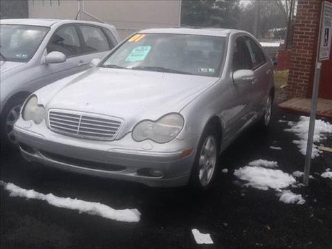 2001 Mercedes-Benz C-Class for sale in Lancaster, PA