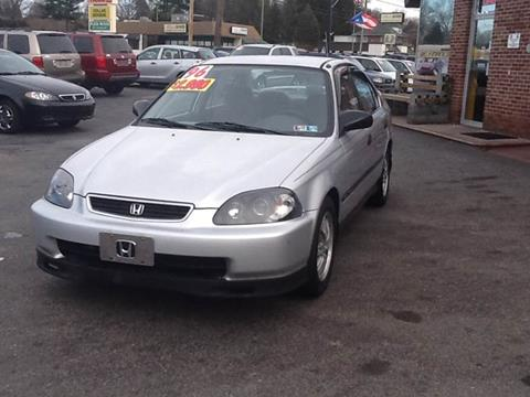 1996 Honda Civic for sale in Lancaster, PA