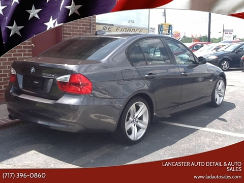 2006 BMW 3 Series 325xi for sale at Lancaster Auto Detail & Auto Sales in Lancaster PA
