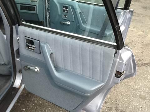 1994 Oldsmobile Cutlass Ciera