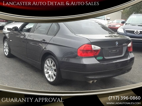 2007 BMW 3 Series 328xi for sale at Lancaster Auto Detail & Auto Sales in Lancaster PA