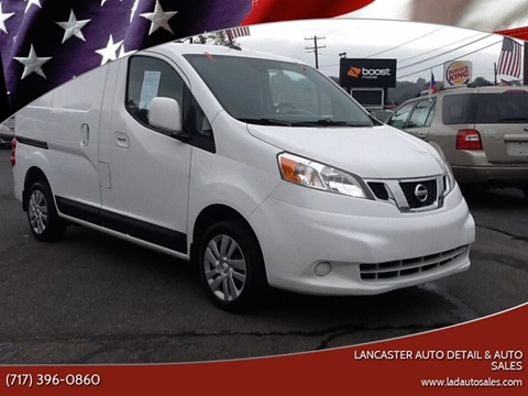 2013 Nissan NV200 SV for sale at Lancaster Auto Detail & Auto Sales in Lancaster PA