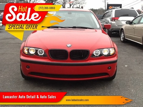 2004 BMW 3 Series 325i for sale at Lancaster Auto Detail & Auto Sales in Lancaster PA