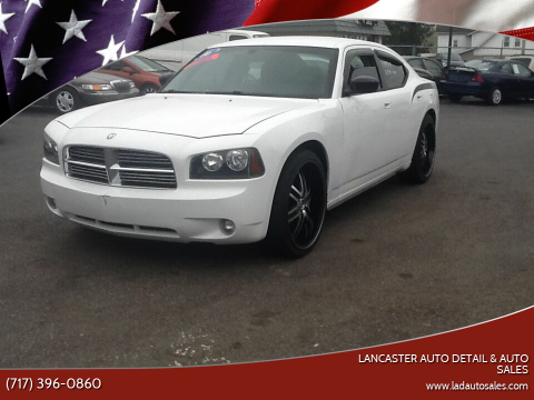2006 Dodge Charger SE for sale at Lancaster Auto Detail & Auto Sales in Lancaster PA