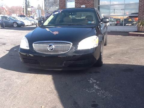 2008 Buick Lucerne CXL for sale at Lancaster Auto Detail & Auto Sales in Lancaster PA