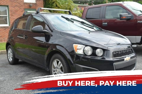 2012 Chevrolet Sonic for sale at Lancaster Auto Detail & Auto Sales in Lancaster PA
