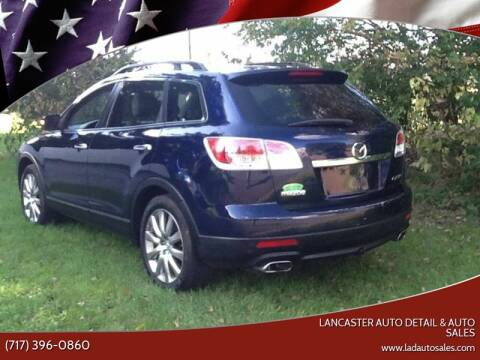 2007 Mazda CX-9 for sale at Lancaster Auto Detail & Auto Sales in Lancaster PA