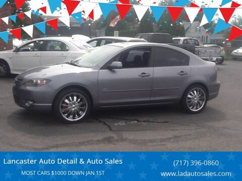 2005 Mazda MAZDA3 for sale at Lancaster Auto Detail & Auto Sales in Lancaster PA