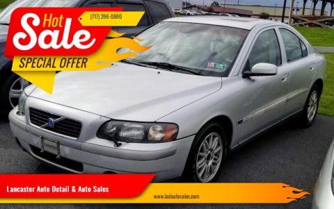 2004 Volvo S60 for sale at Lancaster Auto Detail & Auto Sales in Lancaster PA