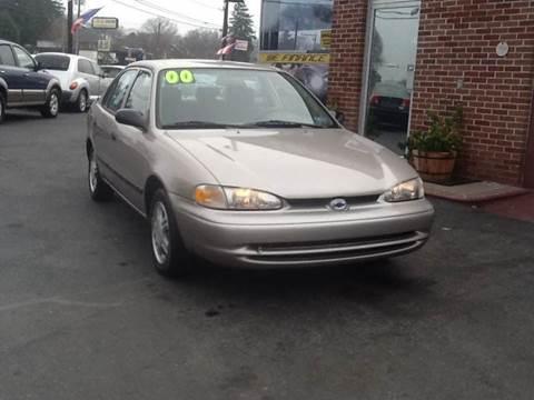 2000 Chevrolet Prizm for sale in Lancaster, PA