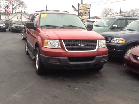 2003 Ford Expedition for sale at Lancaster Auto Detail & Auto Sales in Lancaster PA