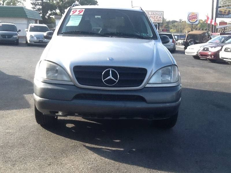 1999 mercedes benz m class ml 320 awd 4matic 4dr suv in for Mercedes benz lancaster pa
