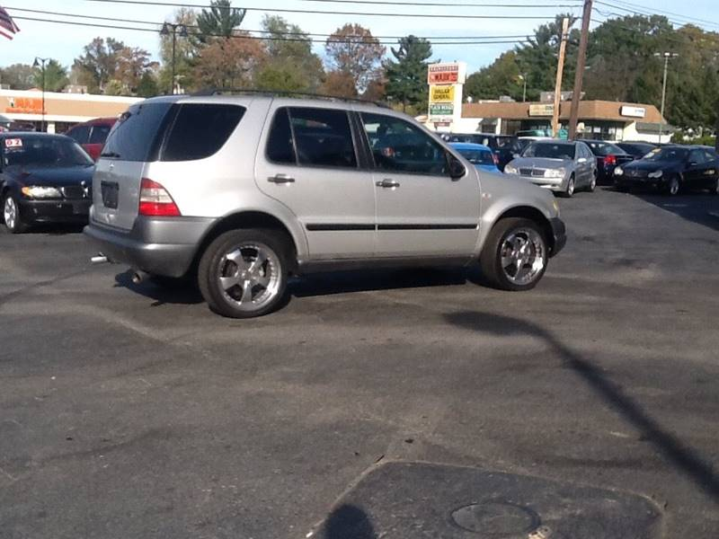 1999 mercedes benz m class ml 320 awd 4matic 4dr suv in for 1999 mercedes benz m class ml320