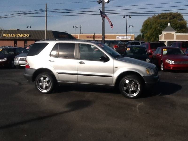 1999 mercedes benz m class ml 320 awd 4matic 4dr suv in for Mercedes benz lancaster