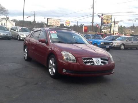2004 nissan maxima for sale in pennsylvania. Black Bedroom Furniture Sets. Home Design Ideas