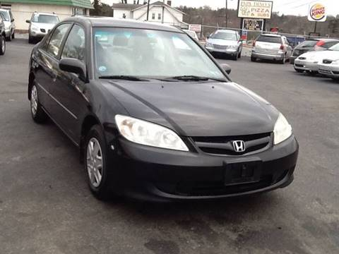 honda civic for sale in lancaster pa