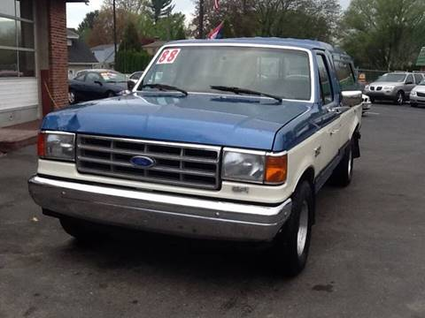 1988 Ford F-150 for sale in Lancaster, PA
