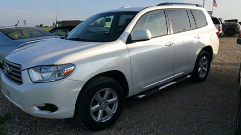 2009 Toyota Highlander for sale in Rochester, MN