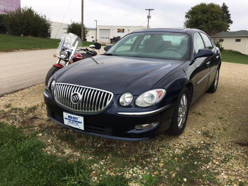 Buick Lacrosse CXL In Rochester MN Med City Motor Company - Buick rochester mn