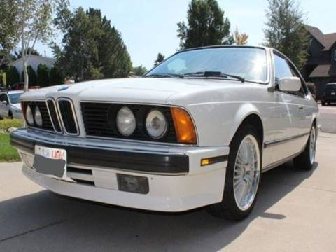 BMW Series For Sale In Ohio Carsforsalecom - 1988 bmw 6 series