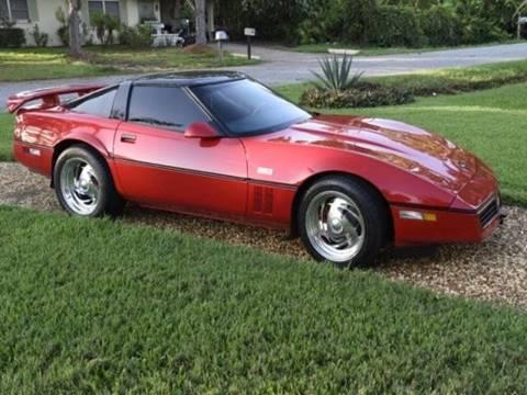 1985 chevrolet corvette for sale. Black Bedroom Furniture Sets. Home Design Ideas