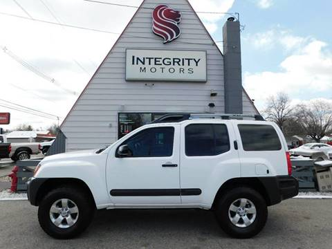 Nissan xterra for sale in indiana for Integrity motors group evansville in