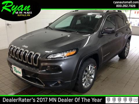 2018 Jeep Cherokee for sale in Buffalo, MN