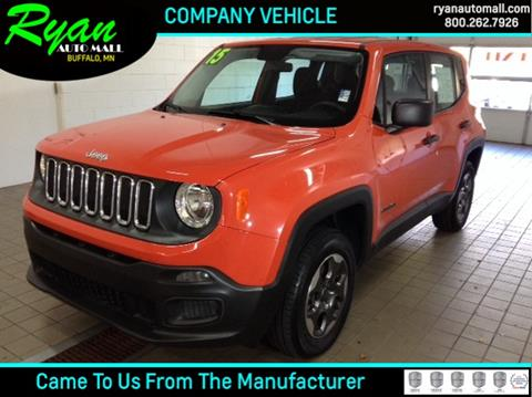 2015 Jeep Renegade for sale in Buffalo, MN