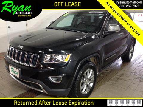 used jeep grand cherokee for sale in buffalo mn. Black Bedroom Furniture Sets. Home Design Ideas