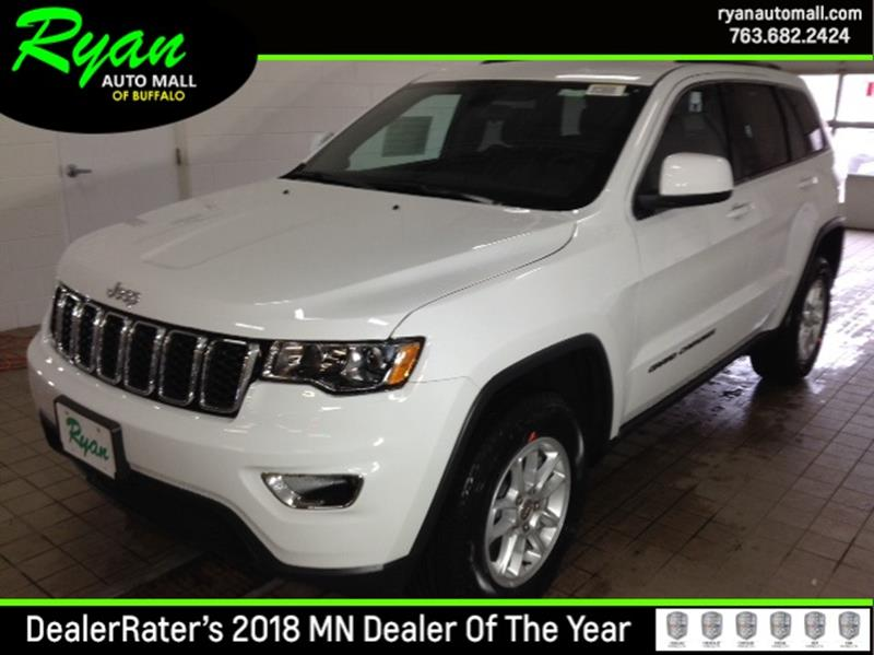 2018 jeep grand cherokee 4x4 laredo 4dr suv in buffalo mn for Ryan motors buffalo mn