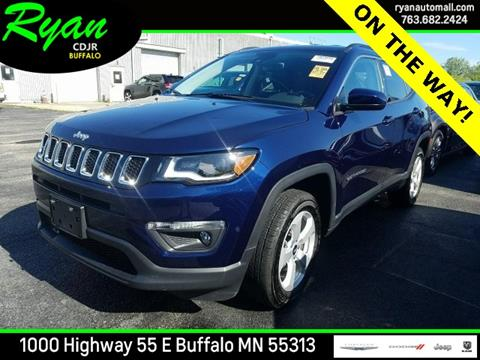 2018 Jeep Compass for sale in Buffalo, MN