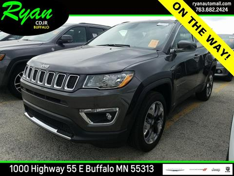 2019 Jeep Compass for sale in Buffalo, MN