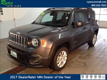 2016 Jeep Renegade for sale in Buffalo, MN