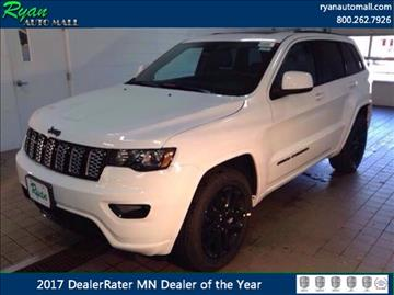2017 Jeep Grand Cherokee for sale in Buffalo, MN