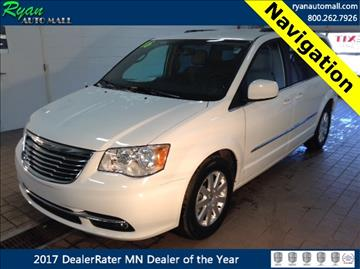 2016 Chrysler Town and Country for sale in Buffalo, MN